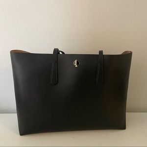 Kate Spade New York Large Molly Leather Tote Set